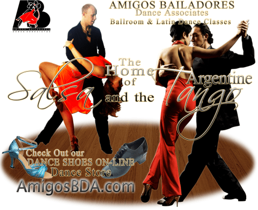 Salsa, Argentine Tango, Ballroom and Latin Dance Classes in Trinidad and Tobago.