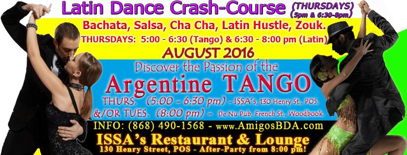 Argentine Tango Intensive Workshops