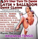 Ballroom & Latin Dance Classes and Workshops.