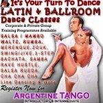 Ballroom & Latin Dance Classes and Workshops.