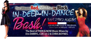 'IN-DEEP-IN-DANCE' PARTY - The Best of THEN and NOW All-Dance Party! @ DE NU PUB - The Home of Caribbean Music, Culture & Dance. | Port of Spain | Port of Spain | Trinidad and Tobago