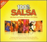 SALSA Most Wanted Hits (MP3) Music CD