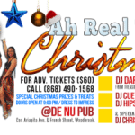 Ah Real Trini Christmas All-Dance Party 2014