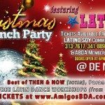 Christmas Launch Party (LIVE) - Thursday 2nd October @De Nu Pub, Woodbrook - don't miss this beat . . . !